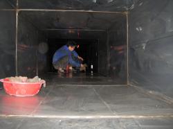 油烟管道专业清洗