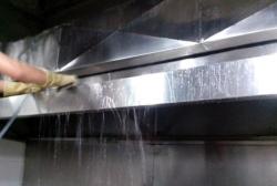 湖南油烟管道怎样清洗才能避免安全隐患